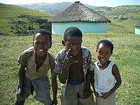Xhosa-children