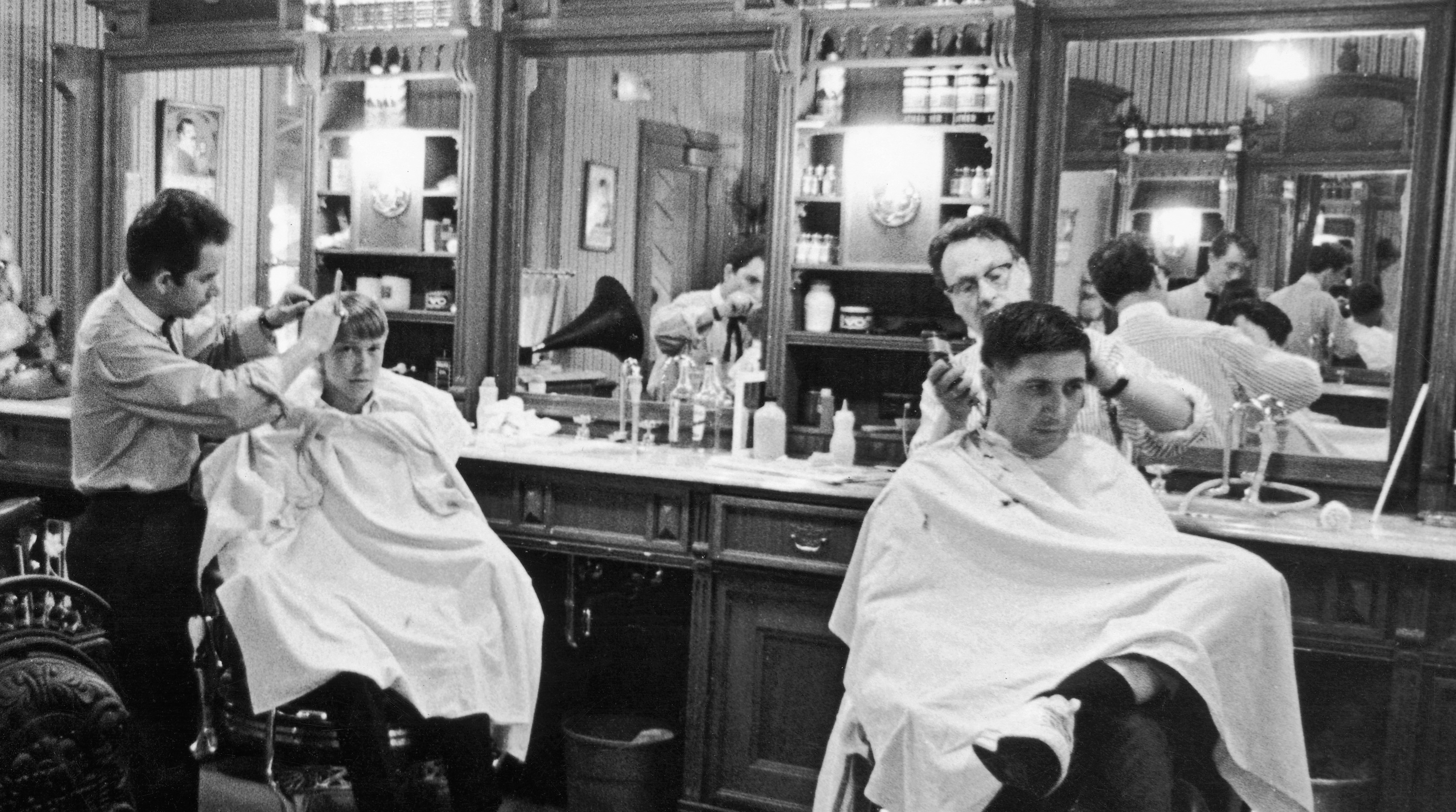 Traditional Barber's Shop