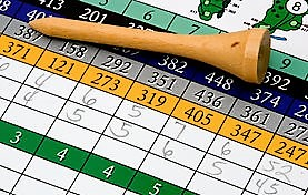 a-golf-scorecard-and-tee-picture_csp0481297