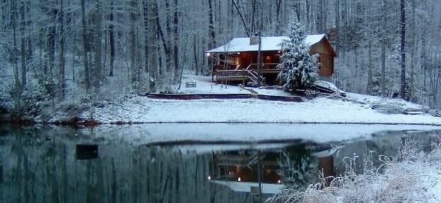 frosty-cabin