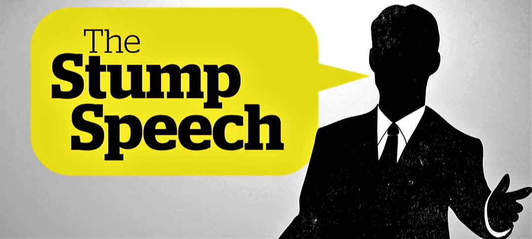 the-importance-of-the-stump-speech