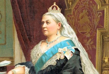 Queen Victoria of England - portrait of Her Majesty in 1887. 24 May 1819 ? 22 January 1901. (Photo by Culture Club/Getty Images)
